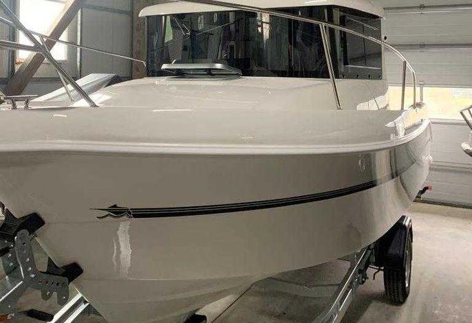 Weekender Pilot-Hausboot Harmonie