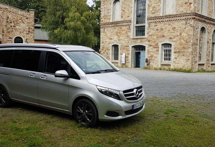 Mercedes Benz Marco Polo von außen