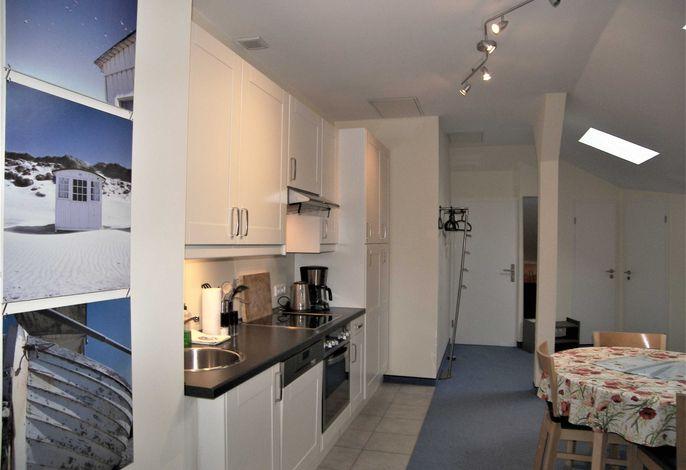 kombi. Wohn-/Küche mit Essbereich