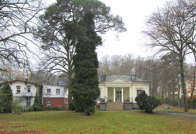 Tarnowskis Villa Seeblick, nur 50m zum Strand, WLAN inkl.