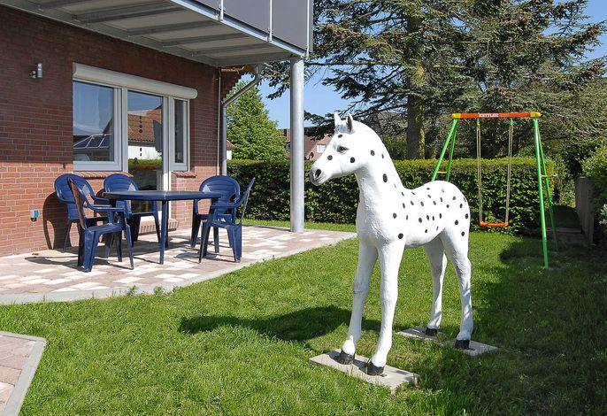Ferienwohnungen Pippilotta und Viktualia im Haus Kunterbunt