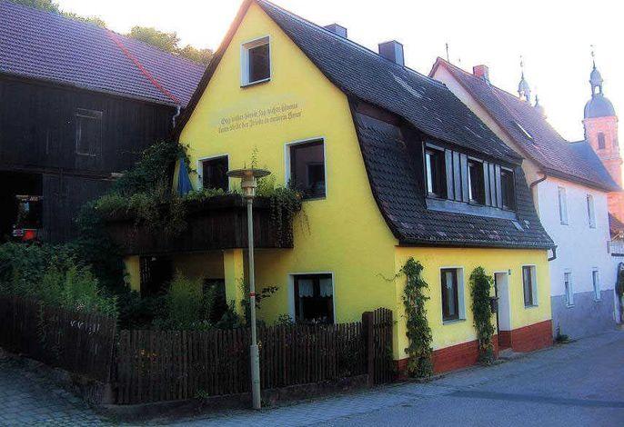 Ferienhaus am Klostergarten Gössweinstein