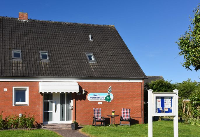 Ferienwohnung  Koje im Haus Westerbalje in Neuharlingersiel
