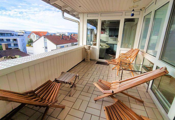 BodenSEE Penthouse Friedrichshafen City