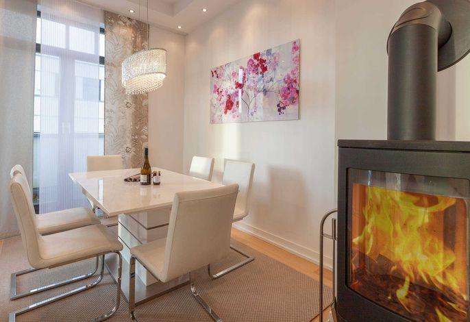 Villa Claire Sea Lounge