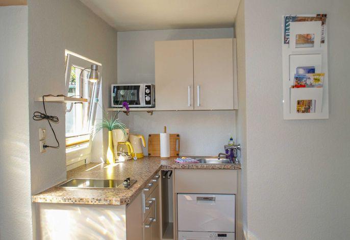 Die kleine Pantry-Küche