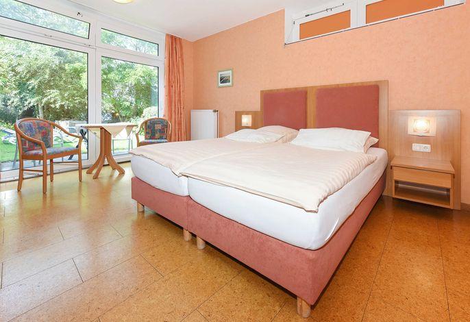 Doppelzimmer Butt, Hotel-Pension Altes Siel