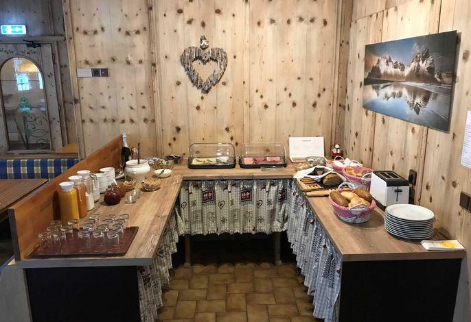 Haus Marjanne, Zimmer und Appartements mit Frühstück
