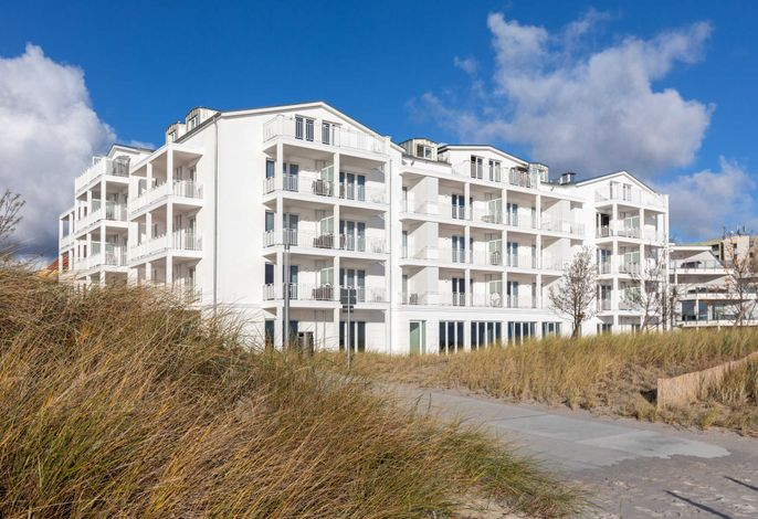 Apartmentanlage Meerblickvilla 2-21