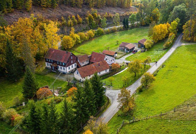 "Ferienhaus ""Untere Mühle"""