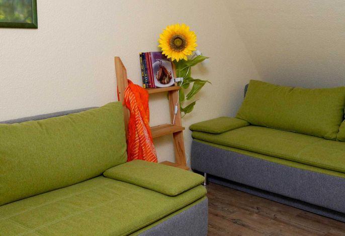 Ferienwohnung Sonnenschein - Schlafzimmer