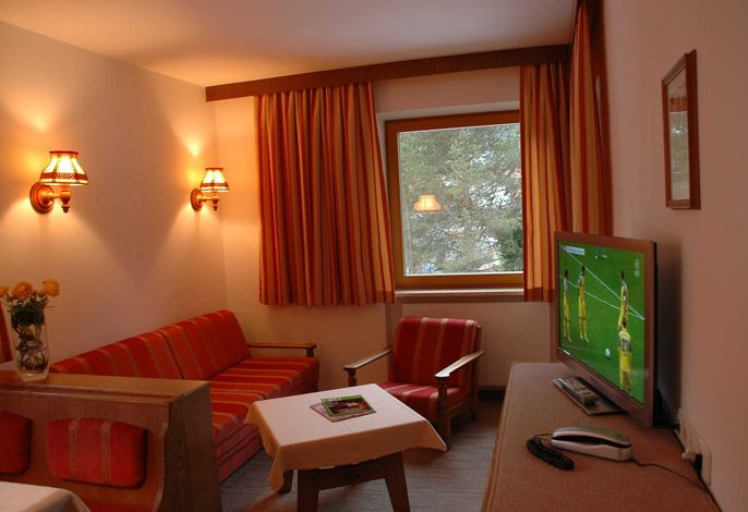 Appartements Vilsalp TAN 3 süd Wohnraum