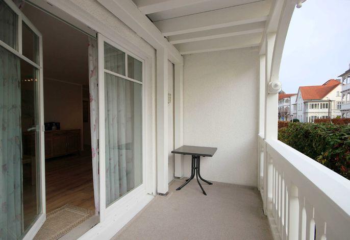 Ferienwohnung 1RB14, Haus Seydlitz