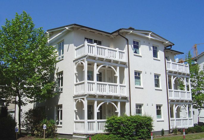 Ferienwohnung 1RB20, Haus Seydlitz