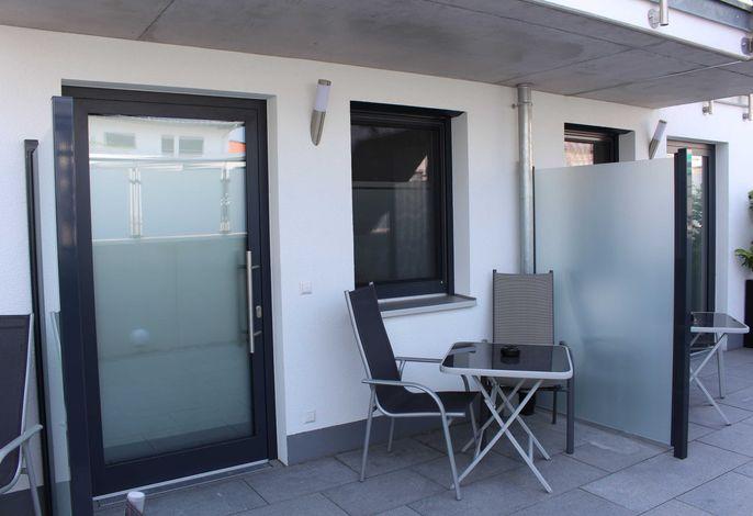 Aussenbereich Apartment 2