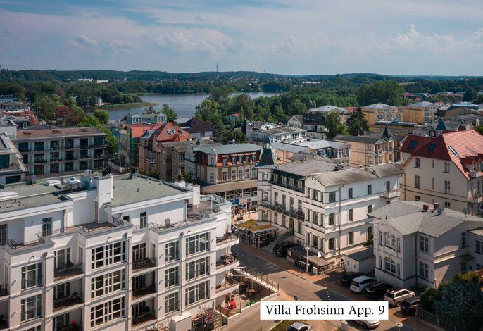 Villa Frohsinn - Appartement 09