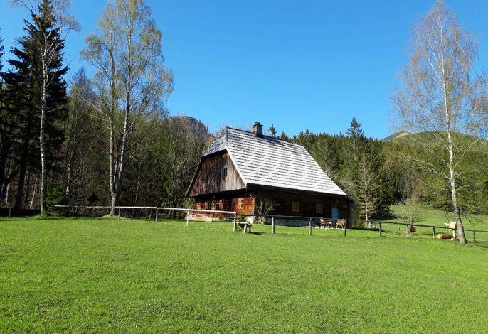 Wildererhütte 240 Jahre alt