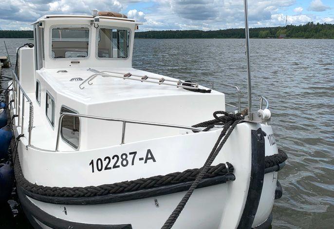 Hausboot Ocean I