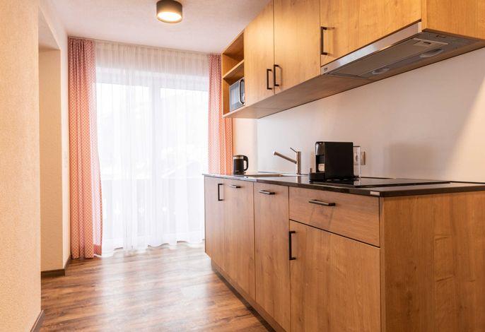 Küche Appartement Lux Hochzeiger 301