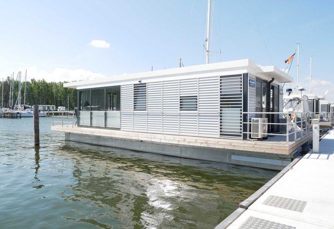 WELL Hausboote auf Usedom mit Kamin und 2 SZ #06