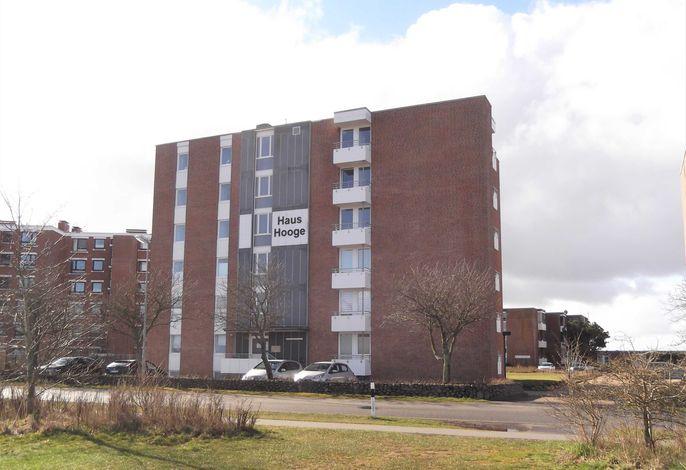Haus Hooge, Wohnung 15, Austernfischernest