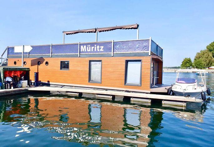 Ferienhaus auf dem Wasser SEE 10631