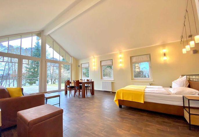 Großzügiges Apartment mit fantastischem Seeblick