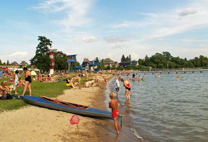 Ferienglück in Strandbadnähe von Waren (Müritz)