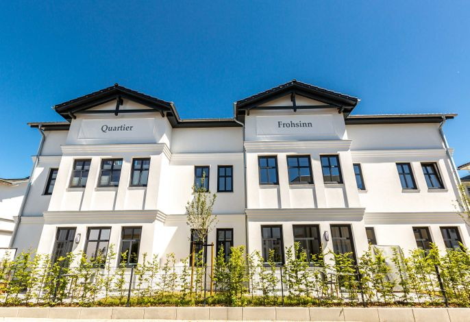 Quartier Frohsinn - Appartement 09b