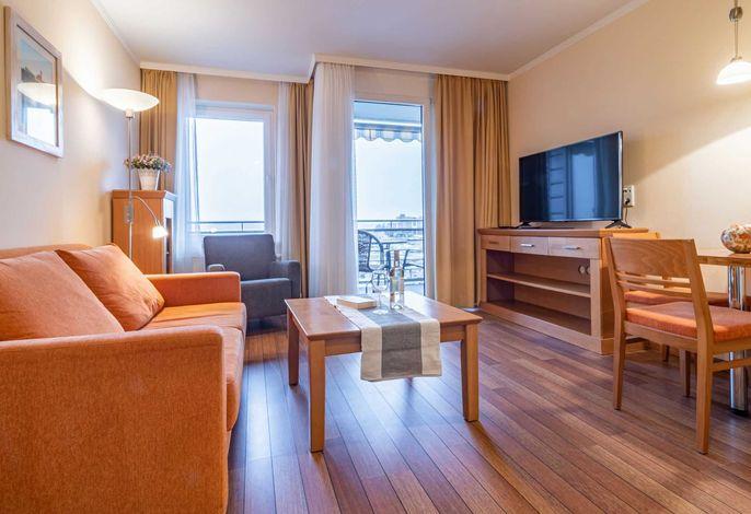 Hafendomicil Appartement WH09 - Dachs