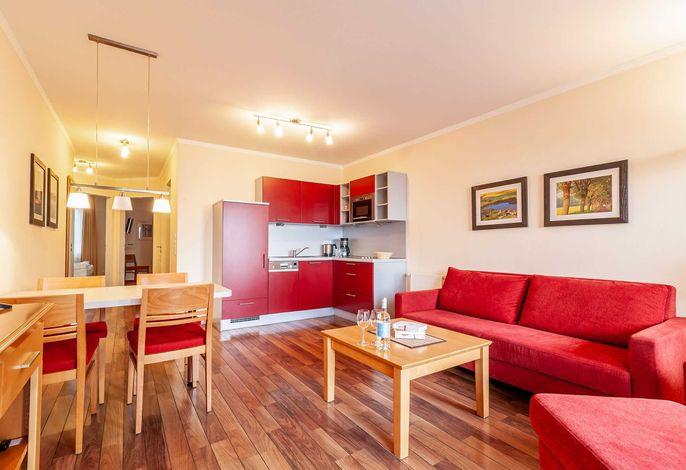 Hafendomicil Appartement WH08 - Hirsch
