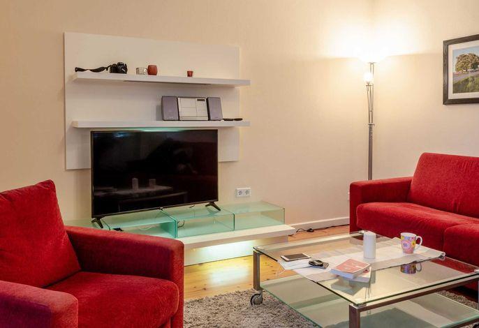 Hafendomicil Appartement WH14 - Möwe