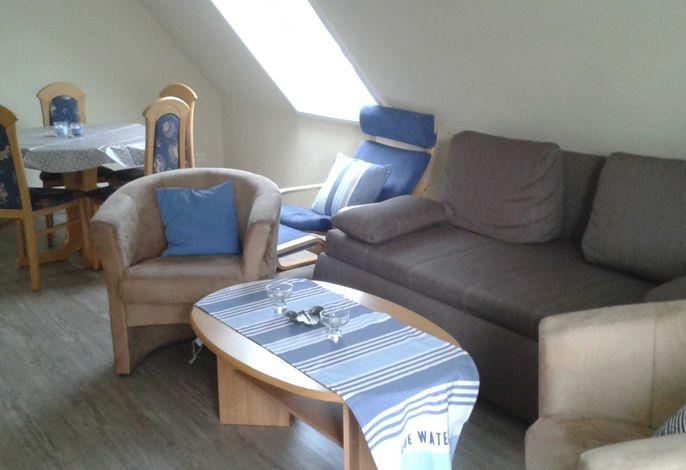 Wohnzimmer+Essecke