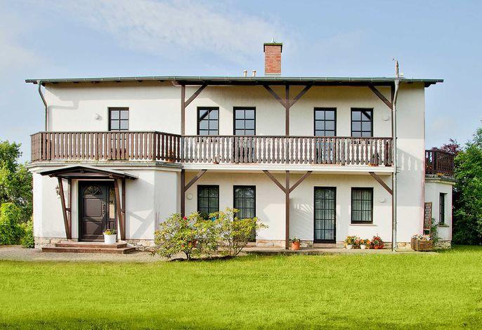 Ferienhaus An den Krebsseen 16 in Neu-Sallenthin