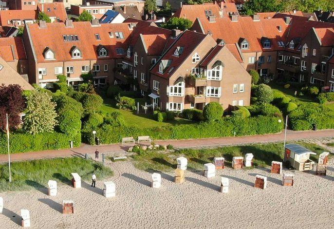 Ferienwohnung Strandhüpfer - direkt am Meer