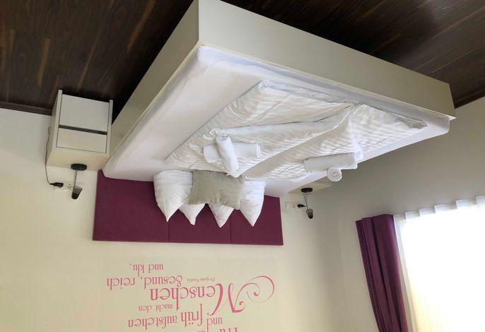 Doppelbett Apartment Tannheim