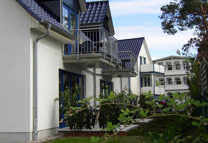 Appartementhaus Olivia und Marlene