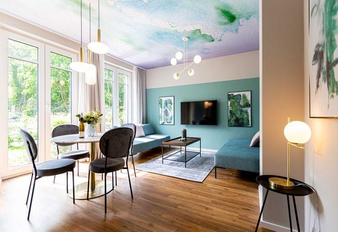 Strandhaus Wohnung 01