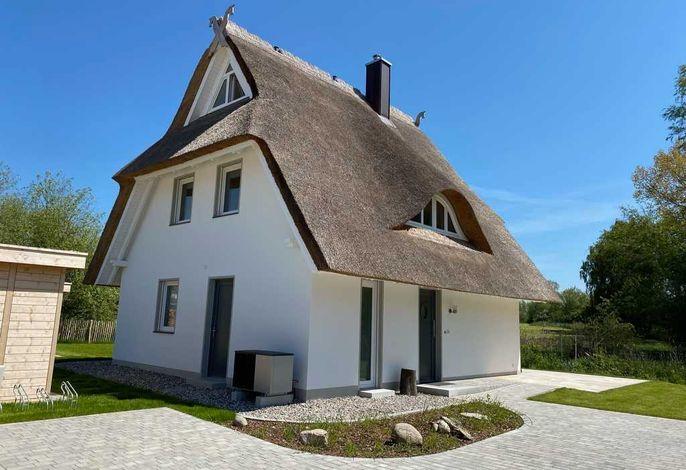 Reetdachhaus Kleine Binsenjungfer
