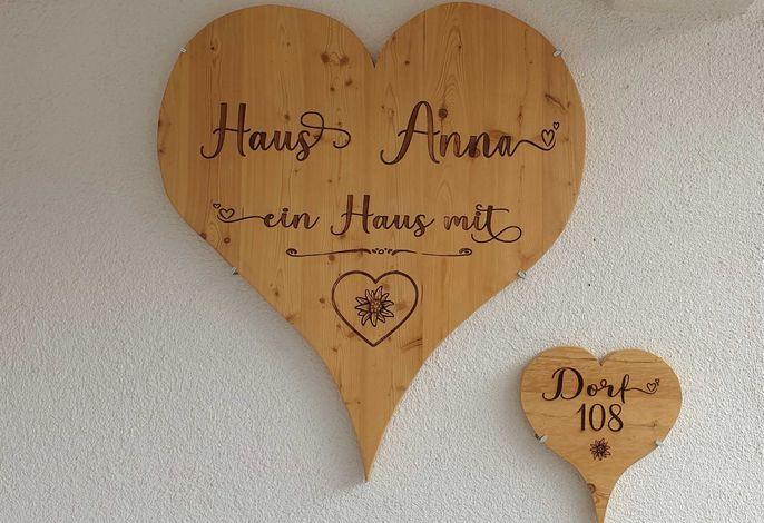 Haus Anna - Ein Haus mit Herz