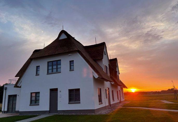 Urlaub de luxe unter Reet - Inseldomizil Stolpe - Händel