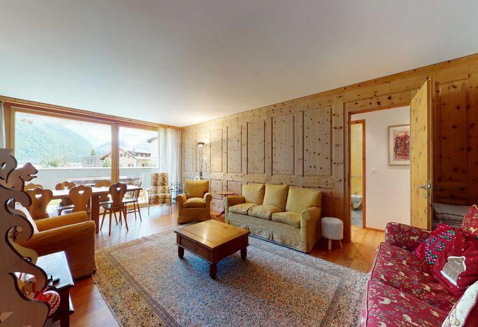Apartment Sur Puoz 1A
