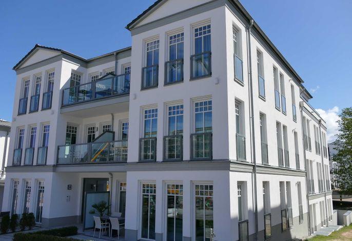 Westendpalais 04 - Appartement Strandburg