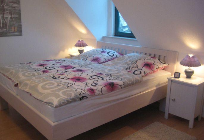 Schlafbereich / Doppelbett