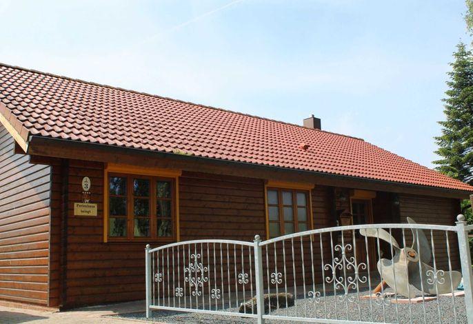 Ferienhaus Birke - Paradies für Kinder