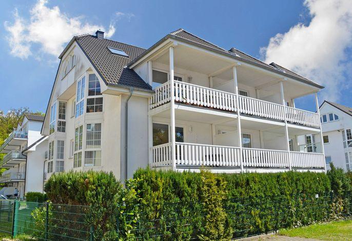 Ferienwohnungen Schulte F 537 - WG 1 im 1. OG mit gr. Balkon