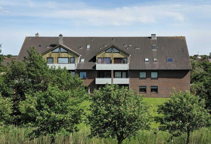 Ferienwohnung Haus Nordsee mit Meerblick