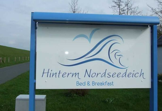 Pension Bed & Breakfast hinterm Nordseedeich