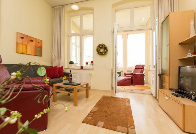 Villa Frisia Wohnung 27