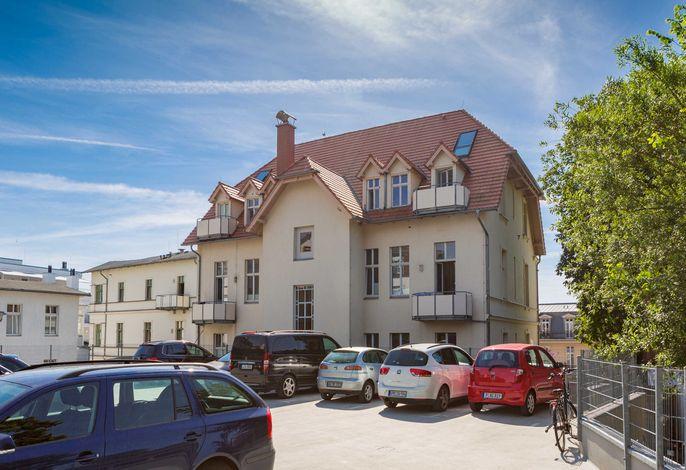 Villa Frisia Wohnung 23